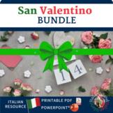 San Valentino - Resources for Saint Valentine's Day in Italian