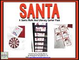 Santa And His Elves!  A Christmas Math And Literacy Creation!