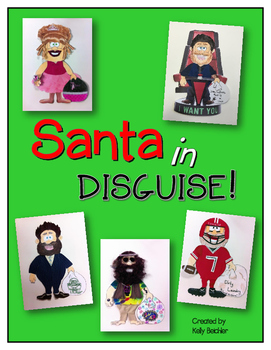 Santa in Disguise,Christmas