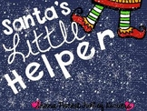 Santa's Little Helper {An Elf Fun Pack}