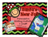 Santa's New Job {Santa Craftivity}