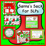 Santa's Sack for SLPs