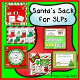 Santa's Sack for SLPs