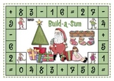 Santa's Workshop Build-a-Sum