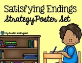 Satisfying Endings Poster Set