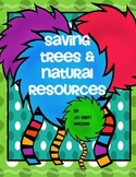 SAVING TREES & NATURAL RESOURCES