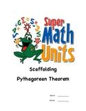Scaffolding Pythagorean Theorem