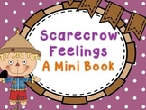 Scarecrow Feeling Mini Book