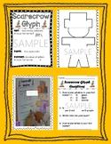 Scarecrow Glyph- October Fun