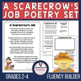 Scarecrow Poetry Freebie