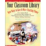 Scholastic Books full of ideas: classroom library, bulleti