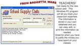 School Supply Costs A Teacher Log