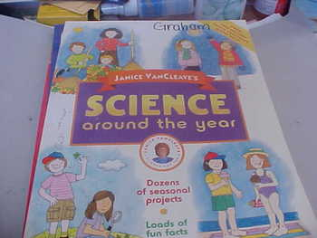 Science Around the Year, Janice VaCleave