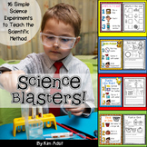Science Blasters by Kim Adsit
