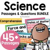 Science Bundle: Informational Text Passages {Growing Bundle}