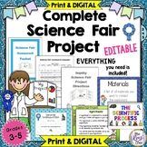 Science Fair Bundled Set – Everything needed for a 6-week