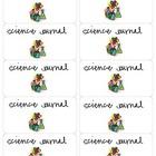 Science Folder Printable Labels