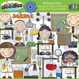 Science Fun Clip Art