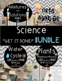 "Science ""GET IT DONE!"" BUNDLE"
