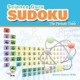 Science Guru Sudoku: The Periodic Table [Paperback]