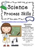 Science Process Skills with Gummy Worms ~ Interactive Scie