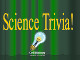 Science Trivia Game Cell Biology