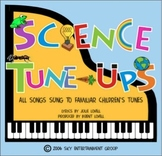 Science Tune Ups Song CD with free printable lyrics