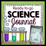 Science Journal Unit Template