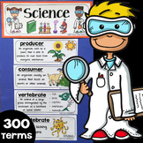 Science Vocabulary