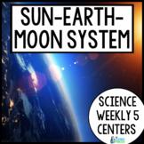 Science Weekly Five Stations- Our Solar System
