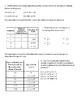 Science Worksheet/Quiz - Radioactive Dating Techniques (9 - 12)
