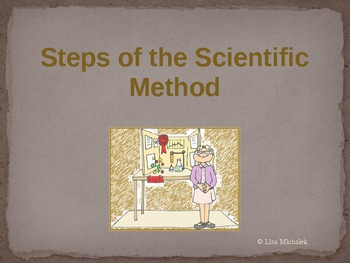 Scientific Method PowerPoint Review Lesson