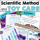 Scientific Method and Toy Cars- Force, Motion and Friction