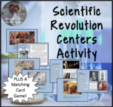 Scientific Revolution Discovery Centers Activity