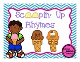 Scoopin' Up Rhymes
