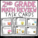 Scoot! 2nd Grade Math Common Core [center task cards]