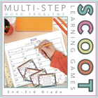 Scoot Over The Rainbow MultiStep MATH