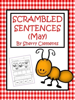 Scrambled Sentences (May)