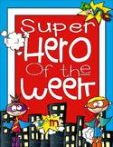 Scrappy Super Hero of the Week