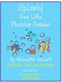 Splash! Sea Life Phonics Games