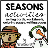 Season Sort and Four Seasons Activities
