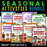 Seasonal Activities Mini Pack Combo
