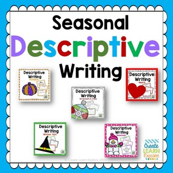 Seasonal Descriptive Writing
