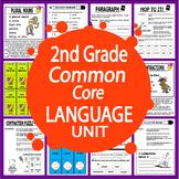 Second Grade Common Core Language Unit