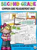 2nd Grade Common Core Measurement Unit