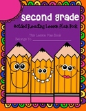 Second Grade Guided Reading Lesson Plan Book-  Aligned to