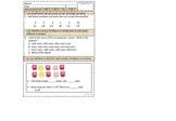 Second Grade Math Assessment Common Core Standards