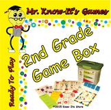 Second Grade Reading Games