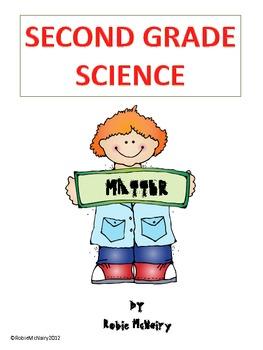 Second Grade Science   Matter