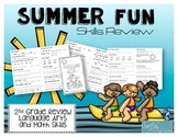 Second Grade Summer Review Booklet